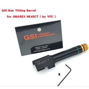 GSI Non Tilting Outer Barrel for UMAREX HK45CT [by VFC] - (14mm 역나사 적용)@