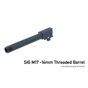 [Pro Arms] SIG M17 -14mm Threaded Barrel  /아웃바렐 @