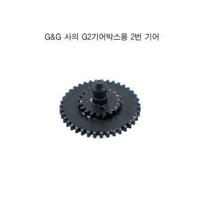 [G&G] Steel Gear No.2 (Spur Gear)/ 2번 기어