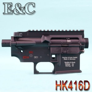 E&C HK416D Metal Body Set Metal Body /메탈 바디 @
